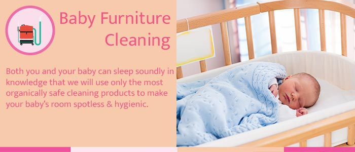 baby furniture cleaning